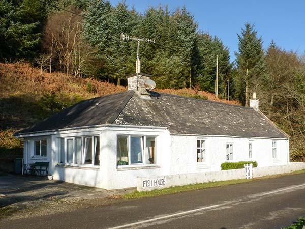 Holiday Cottage Reviews for Fish House - Holiday Cottage in Kirkcudbright, Dumfries and Galloway