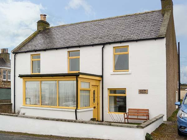 Holiday Cottage Reviews for Old Salthouse - Holiday Cottage in Elgin, Moray