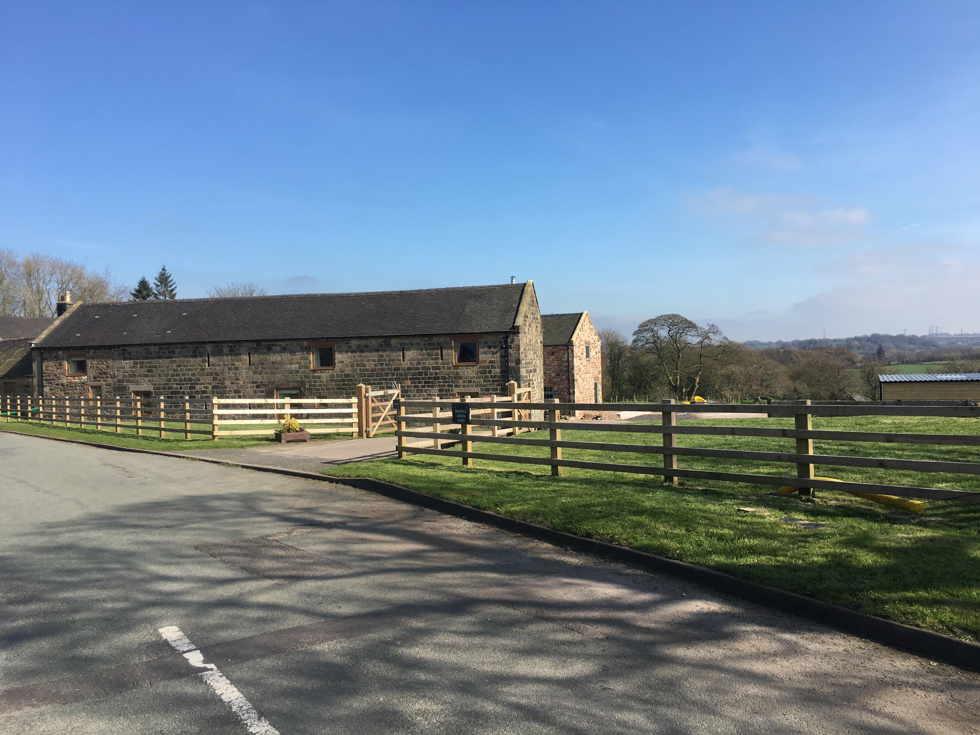 Bagnall Green Farm