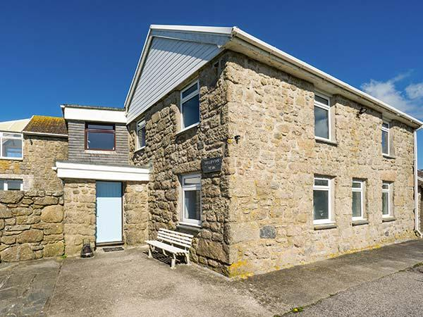 Holiday Cottage Reviews for Tregiffian Vean - Holiday Cottage in Sennen Cove, Cornwall inc Scilly