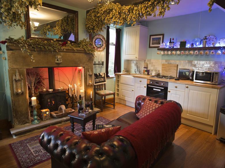 The Little Absinthe Cottage