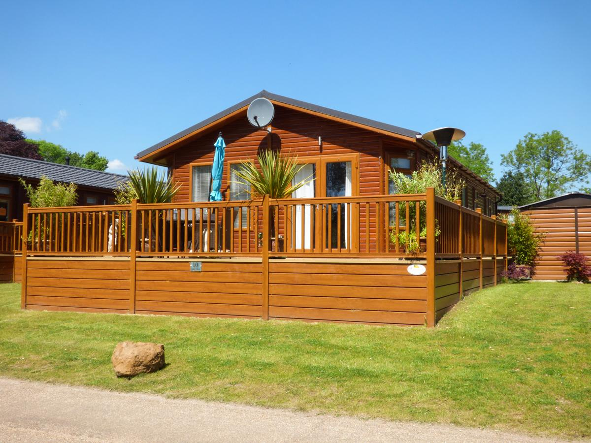 Holiday Cottage Reviews for 10 Lake View - Holiday Cottage in Reepham, Norfolk