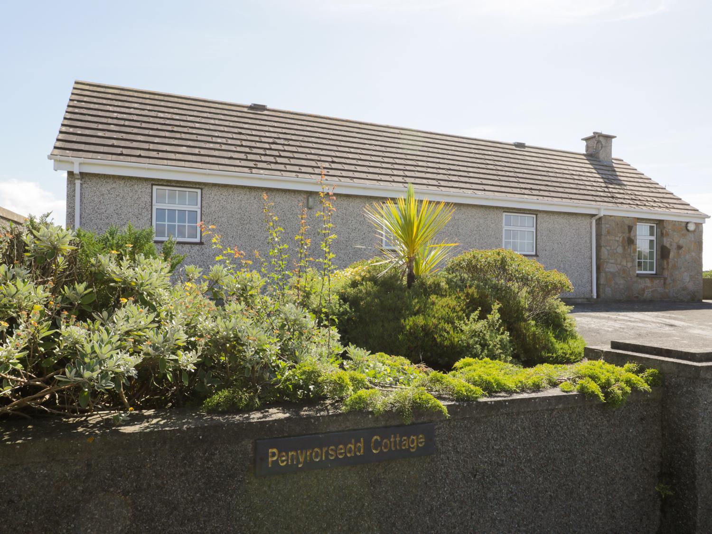 Pen Yr Orsedd Cottage