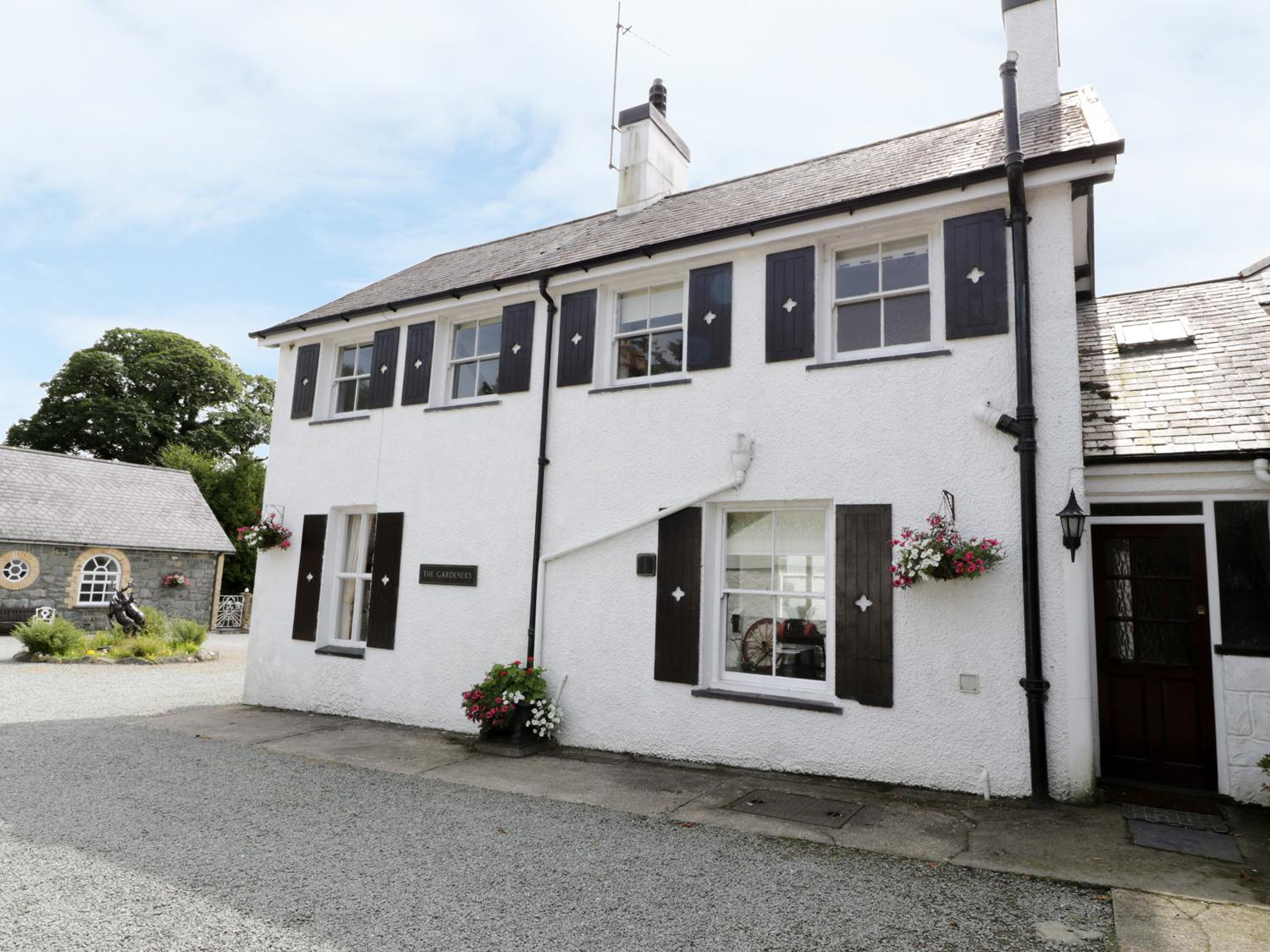 Holiday Cottage Reviews for Gardeners Cottage - Holiday Cottage in Criccieth, Gwynedd