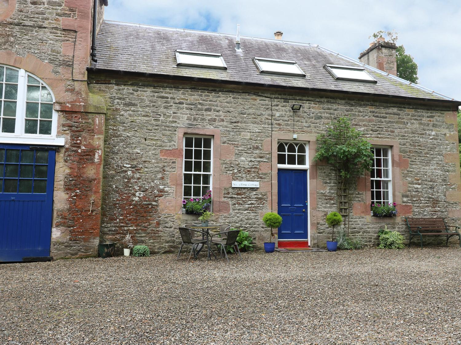 Holiday Cottage Reviews for Rose Cottage - Self Catering Property in Selkirk, Scottish Borders