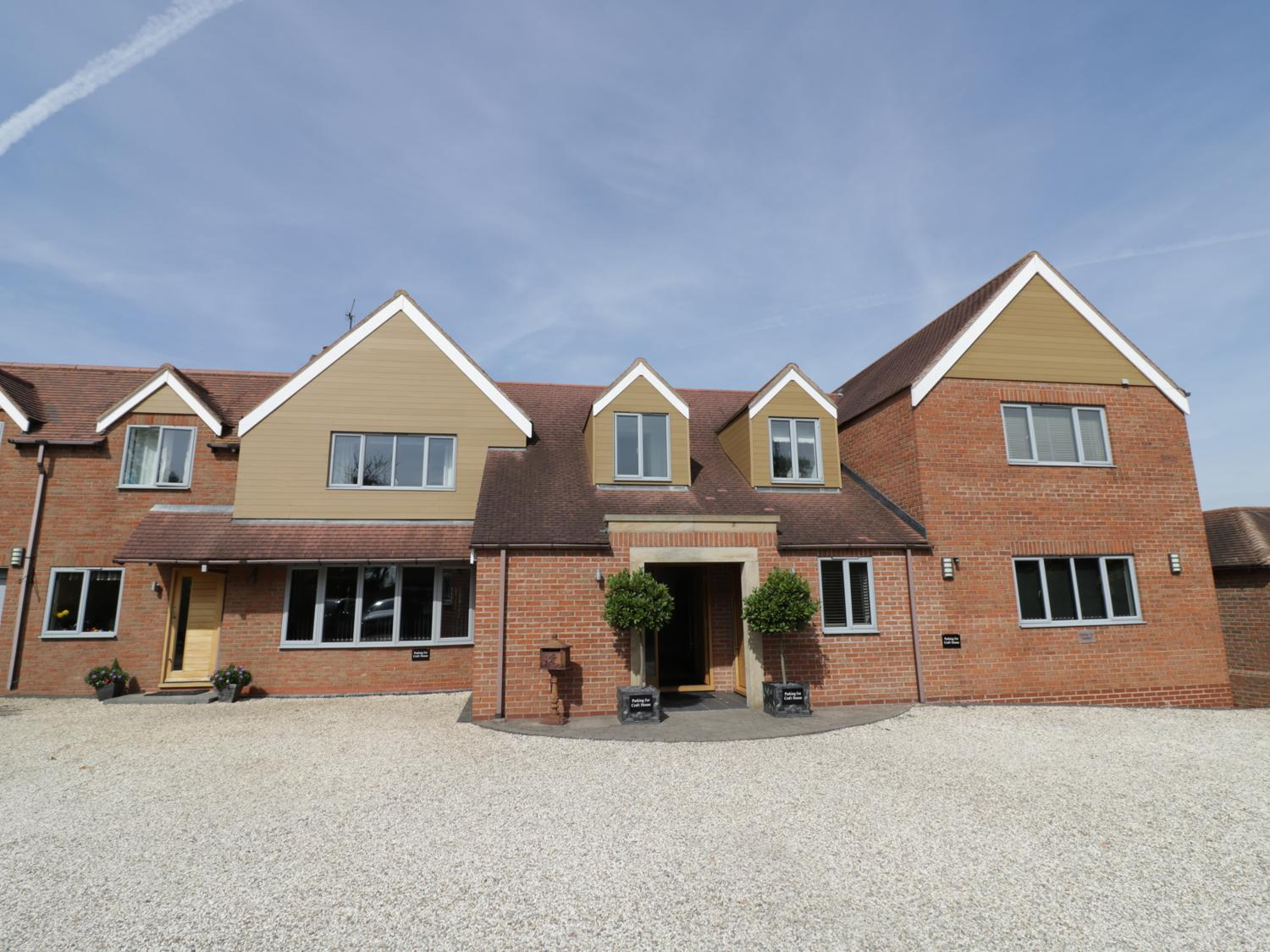 Holiday Cottage Reviews for Croft House - Holiday Cottage in Stratford-upon-avon, Warwickshire
