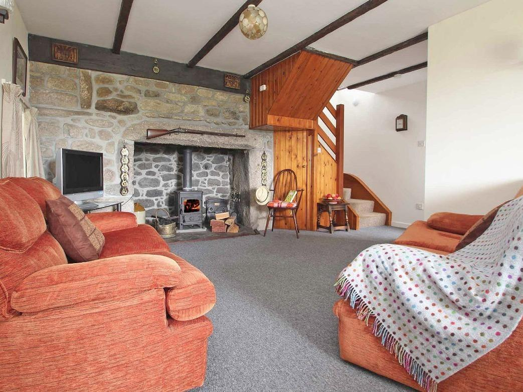 Holiday Cottage Reviews for Furnace Cottage - Holiday Cottage in Sennen Cove, Cornwall inc Scilly