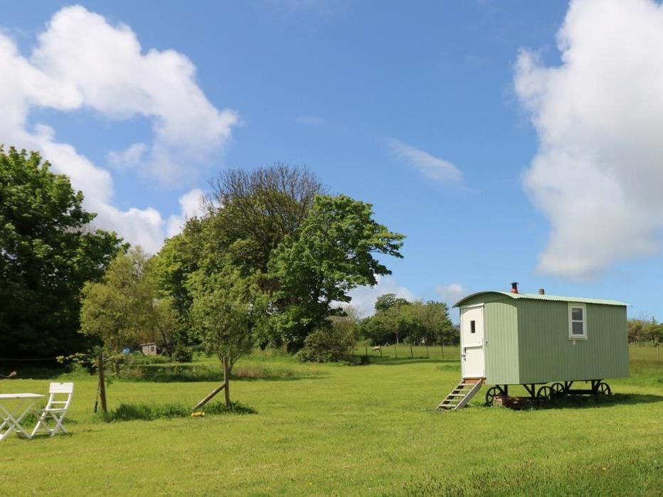 Trevoole Shepherd's Hut