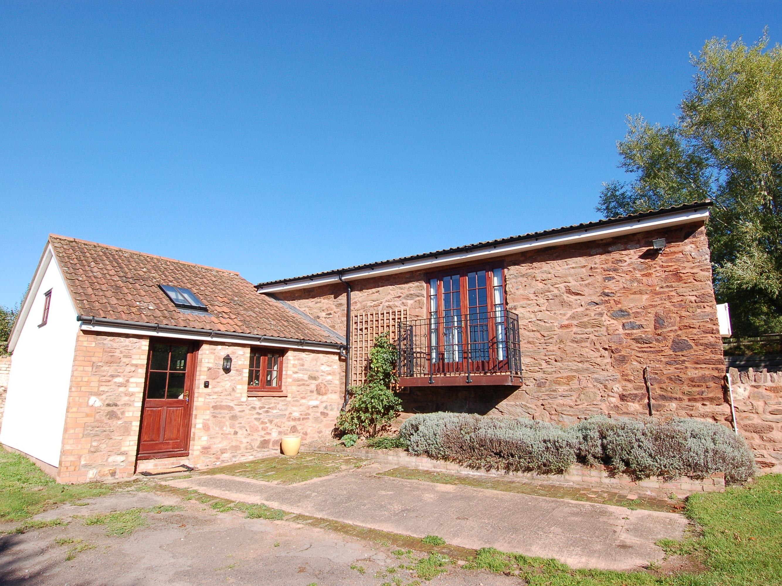 Little Fulford Barn