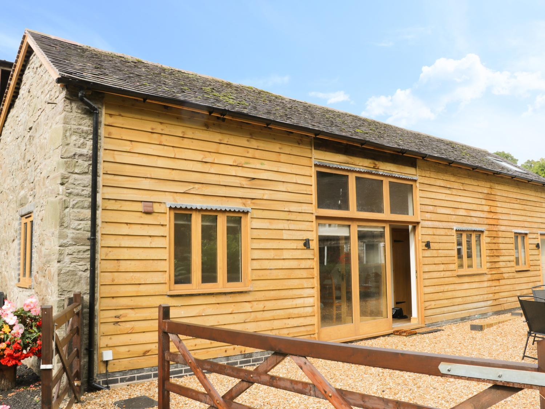 The Barn at Pillocks Green