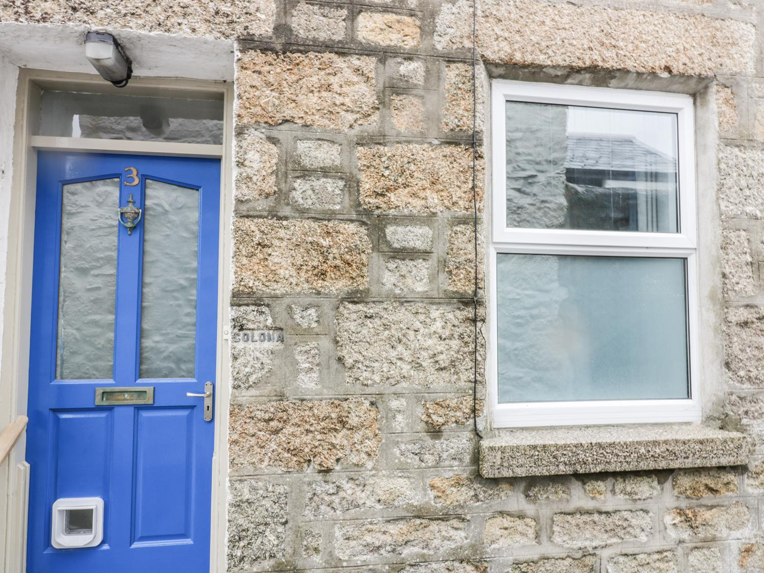 Holiday Cottage Reviews for 3 Florence Place - Holiday Cottage in Newlyn, Cornwall inc Scilly