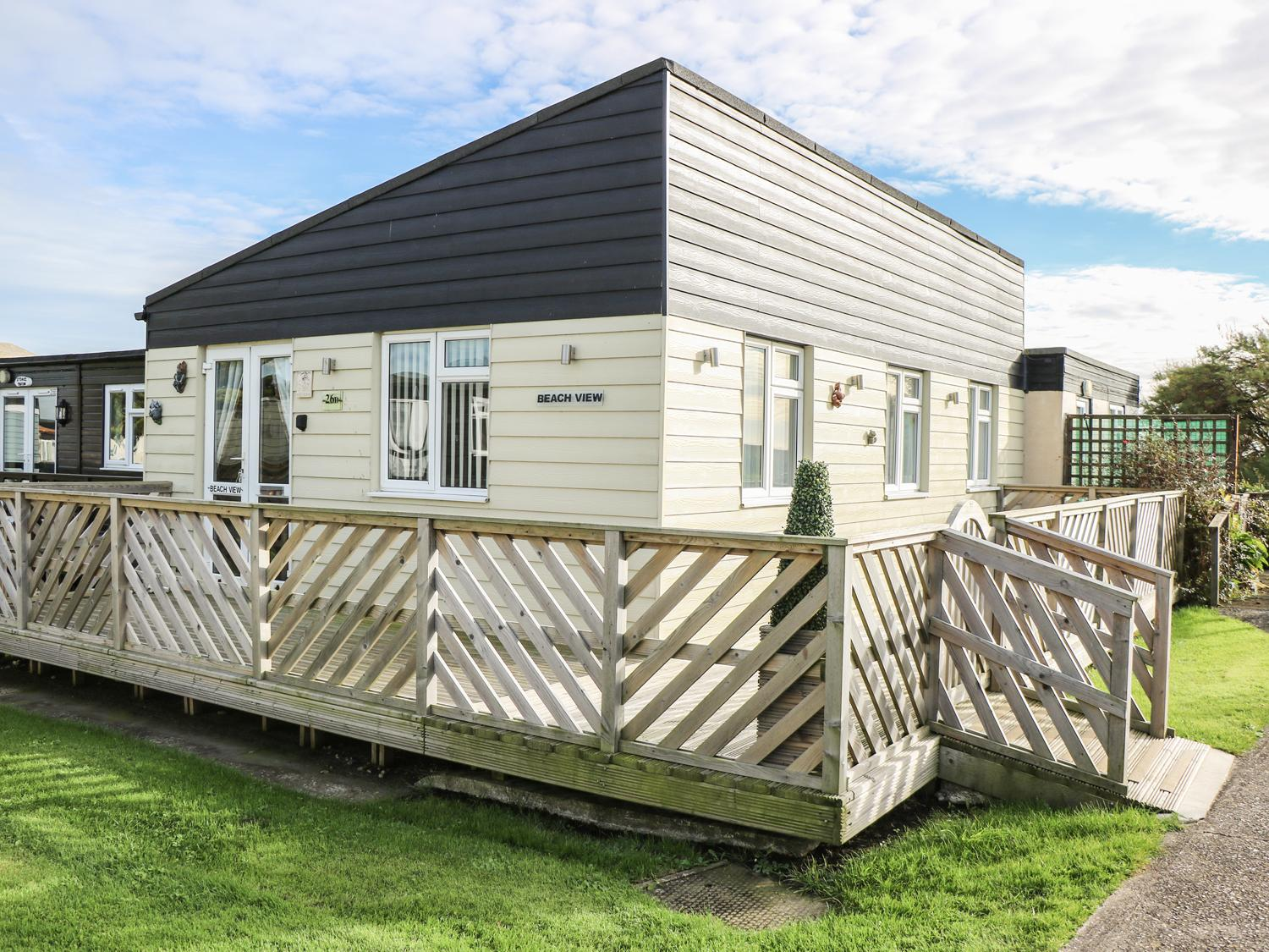 Holiday Cottage Reviews for 26D Beach View - Holiday Cottage in Earnley , West Sussex