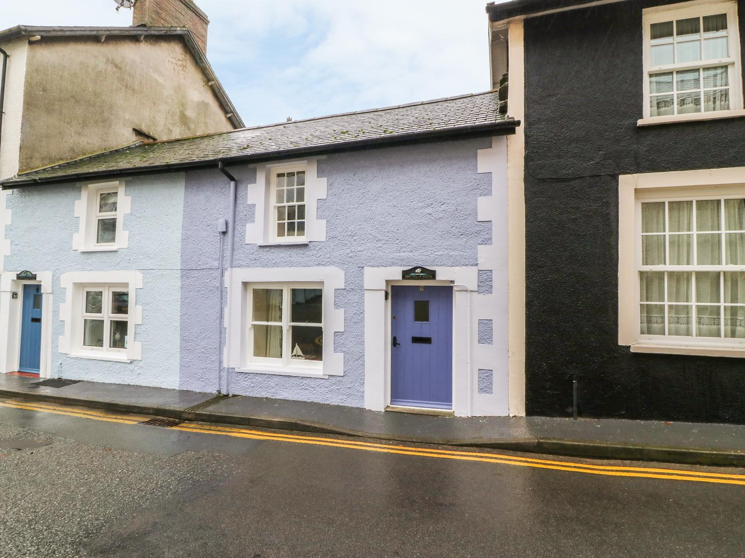 Holiday Cottage Reviews for The Jolly Roger - Holiday Cottage in Aberdovey, Gwynedd