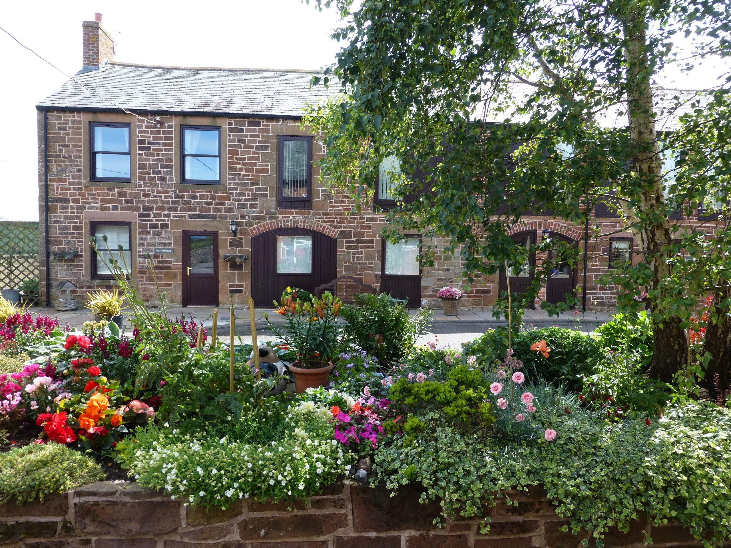 Holiday Cottage Reviews for The Hayloft - Holiday Cottage in Silloth, Cumbria