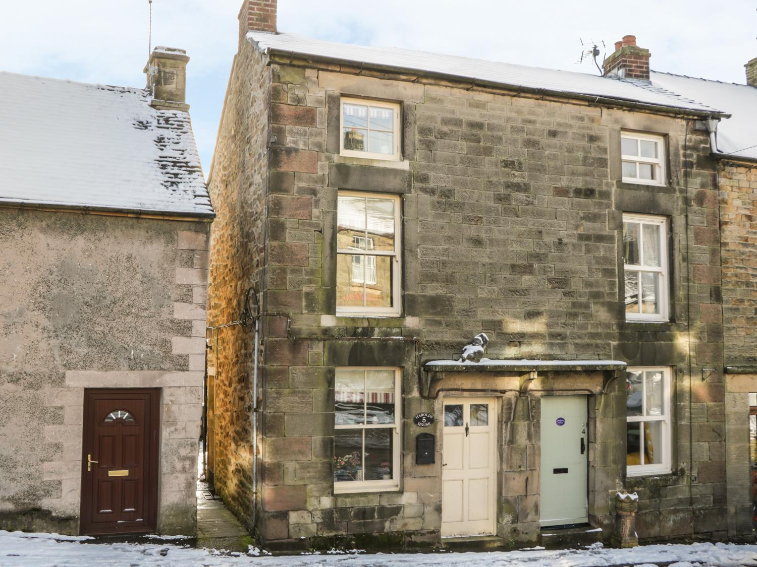 Holiday Cottage Reviews for Blackberry Cottage - Holiday Cottage in Longnor, Staffordshire