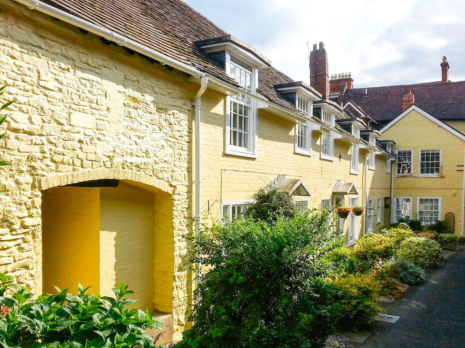 Holiday Cottage Reviews for 138E Old Star & Garter Mews - Holiday Cottage in Ludlow, Shropshire