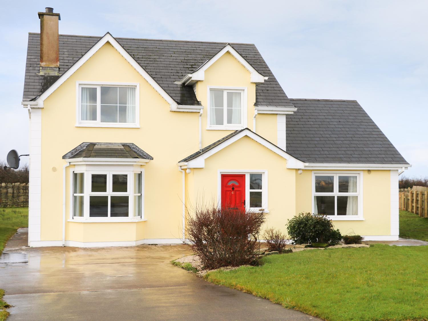 Holiday Cottage Reviews for Benbulben View - Holiday Cottage in Kinlough, Leitrim