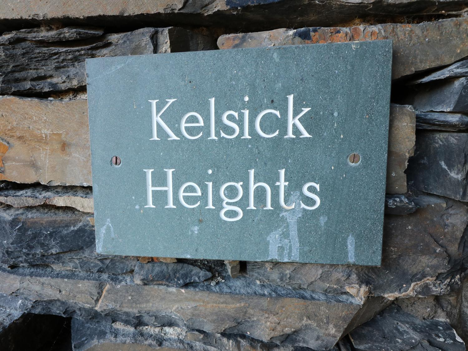 Holiday Cottage Reviews for Kelsick Heights - Holiday Cottage in Ambleside, Cumbria