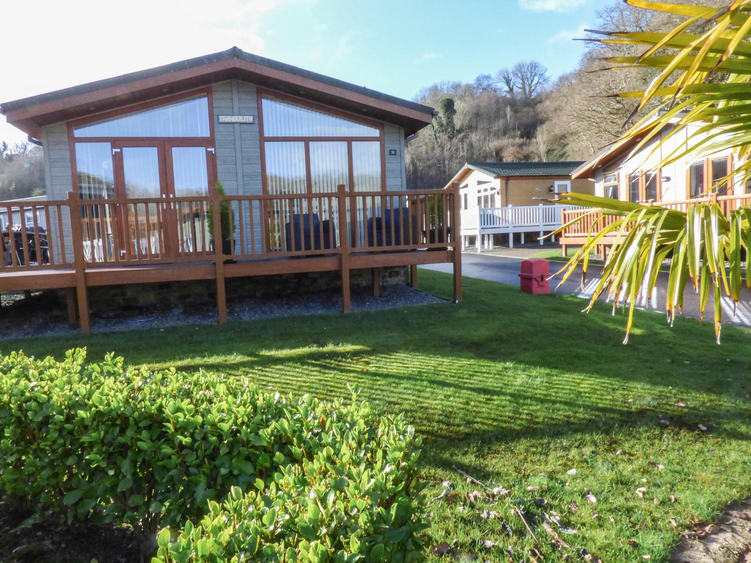 Holiday Cottage Reviews for Tranquillity - Holiday Cottage in Wisemans Bridge, Pembrokeshire