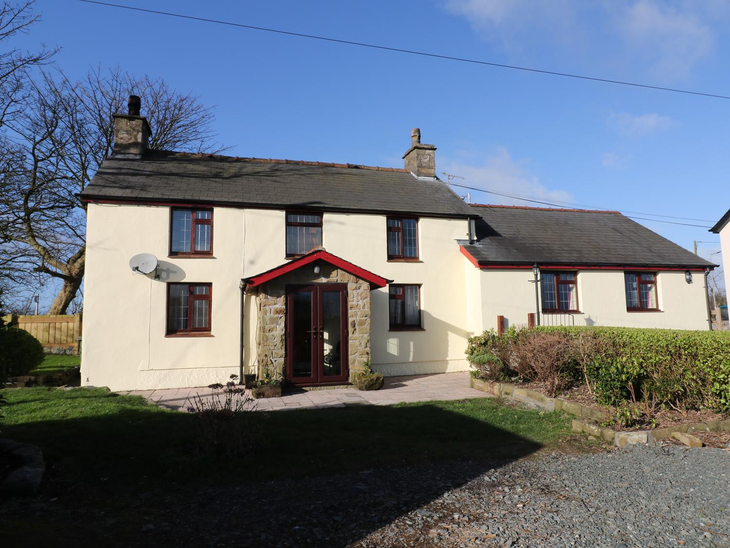 Holiday Cottage Reviews for Penrhos - Holiday Cottage in Llangefni, Isle of Anglesey