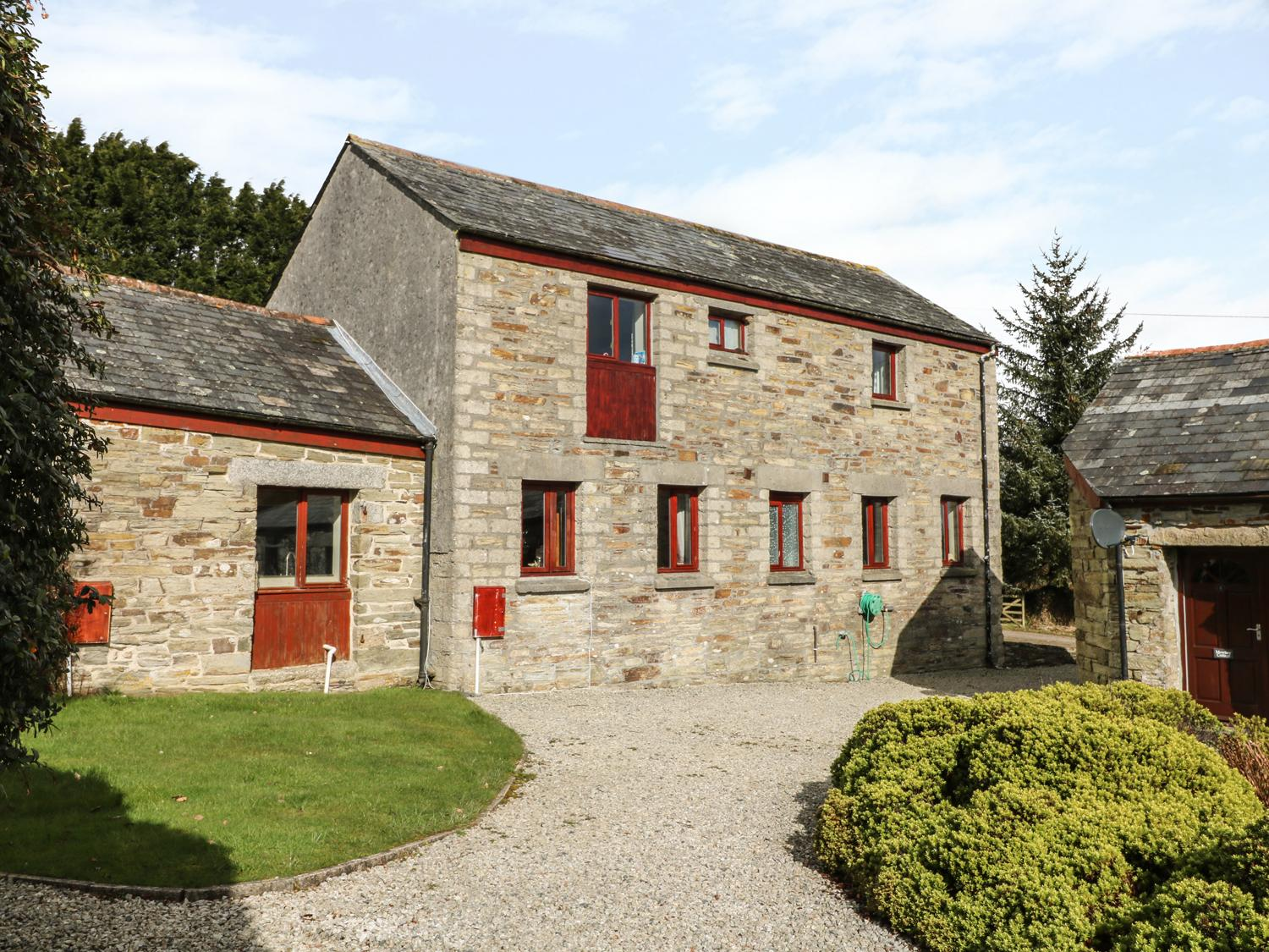 Holiday Cottage Reviews for Kingfisher Barn - Holiday Cottage in East Taphouse, Cornwall inc Scilly