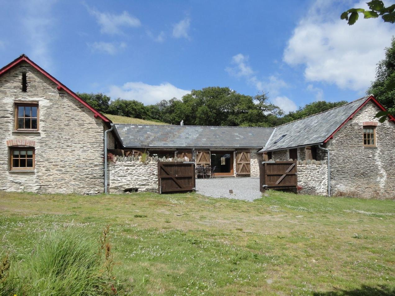 Holiday Cottage Reviews for Nethercote Byre - Holiday Cottage in Exford, Somerset