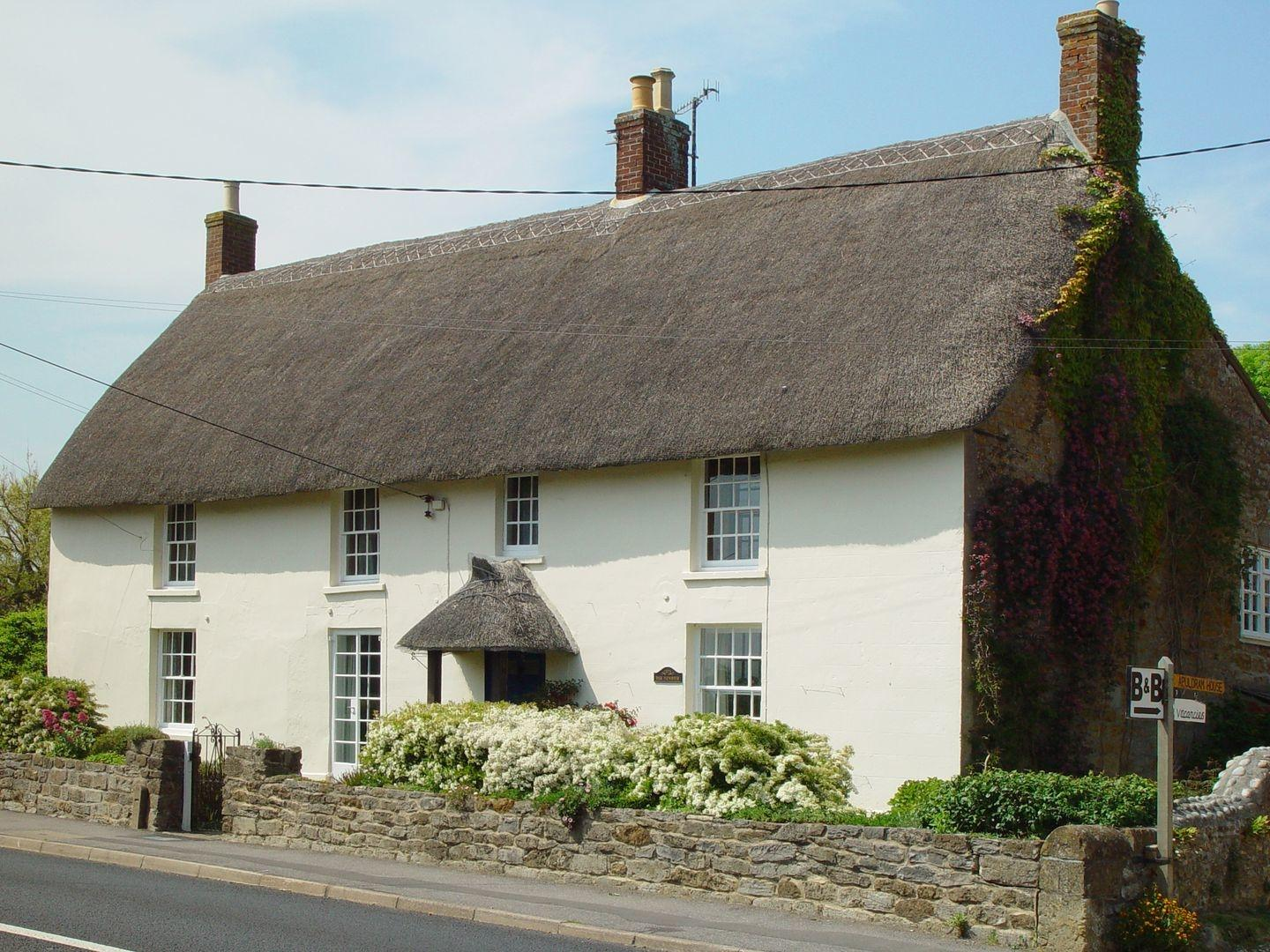 Holiday Cottage Reviews for Park Farmhouse - Holiday Cottage in Chideock, Dorset