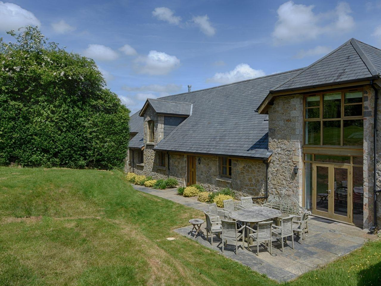 Holiday Cottage Reviews for Rock Barn - Holiday Cottage in South Tawton, Devon