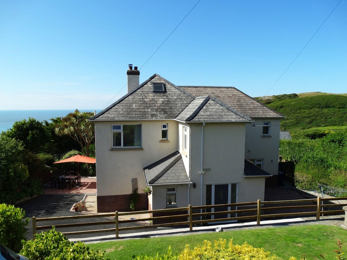 Holiday Cottage Reviews for Cotfield House - Holiday Cottage in Woolacombe, Devon
