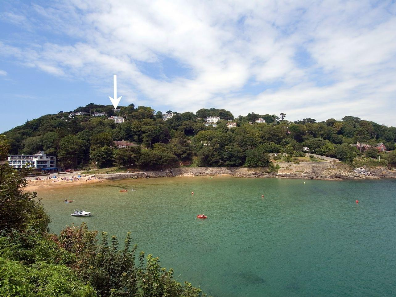 Holiday Cottage Reviews for The Wood - Holiday Cottage in Salcombe, Devon