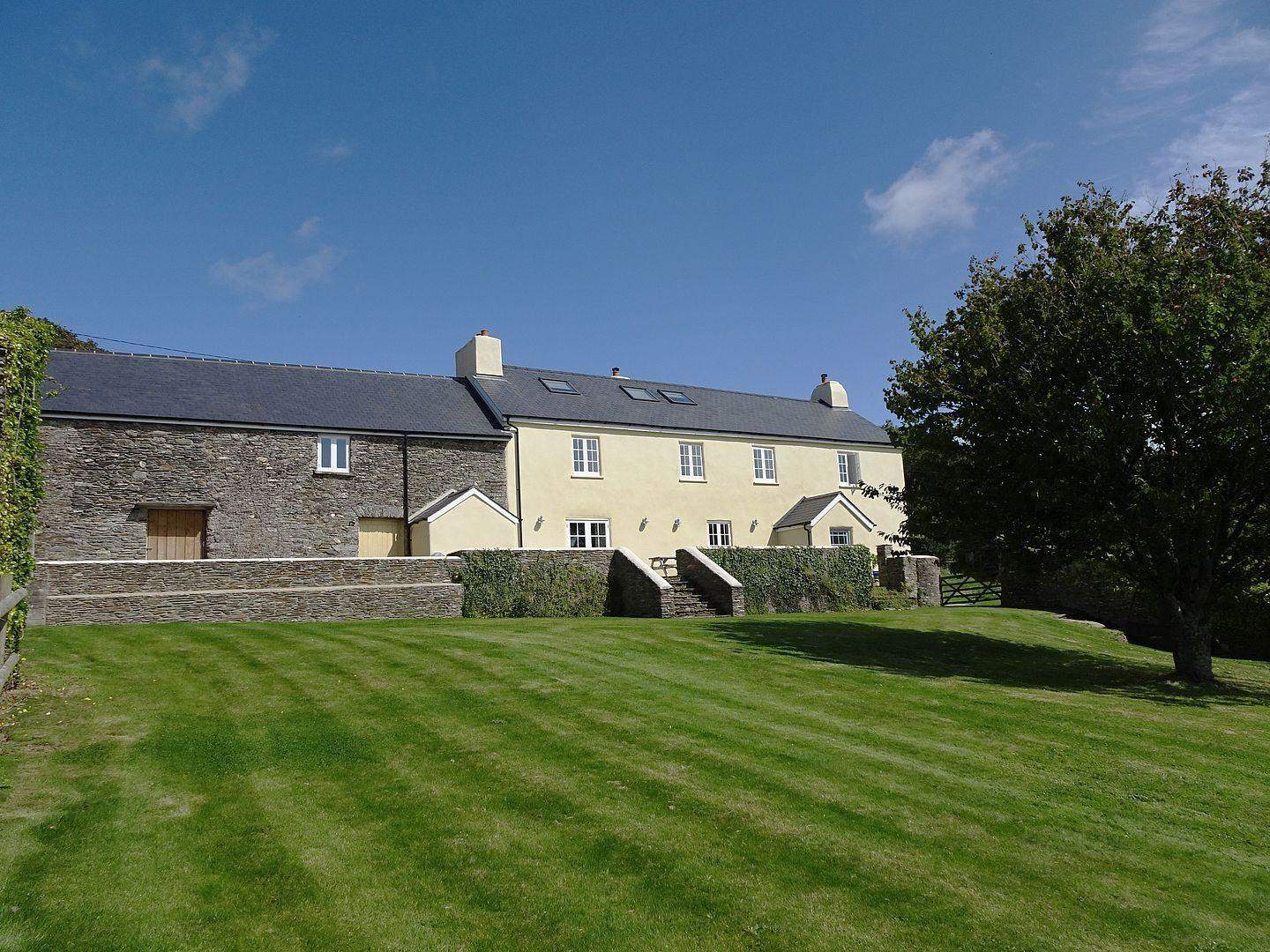 Holiday Cottage Reviews for Lower Widdicombe Farm - Holiday Cottage in Beesands, Devon