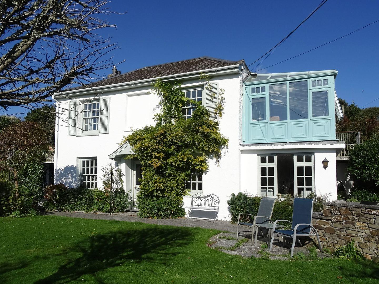 Holiday Cottage Reviews for Mount Pleasant - Holiday Cottage in Padstow, Cornwall inc Scilly