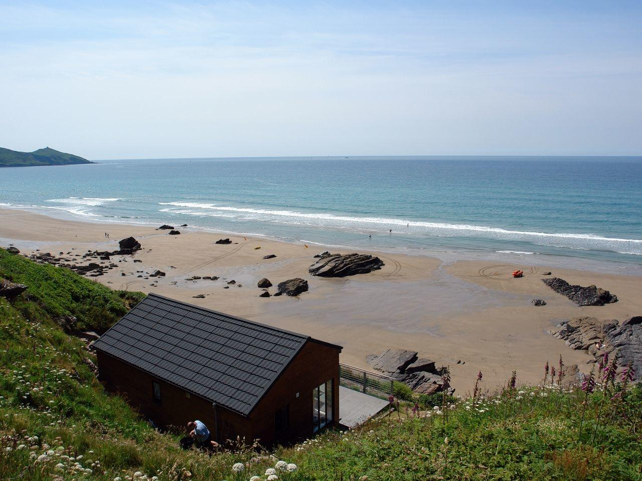 Holiday Cottage Reviews for Cliff End - Holiday Cottage in Whitsand Bay, Cornwall inc Scilly