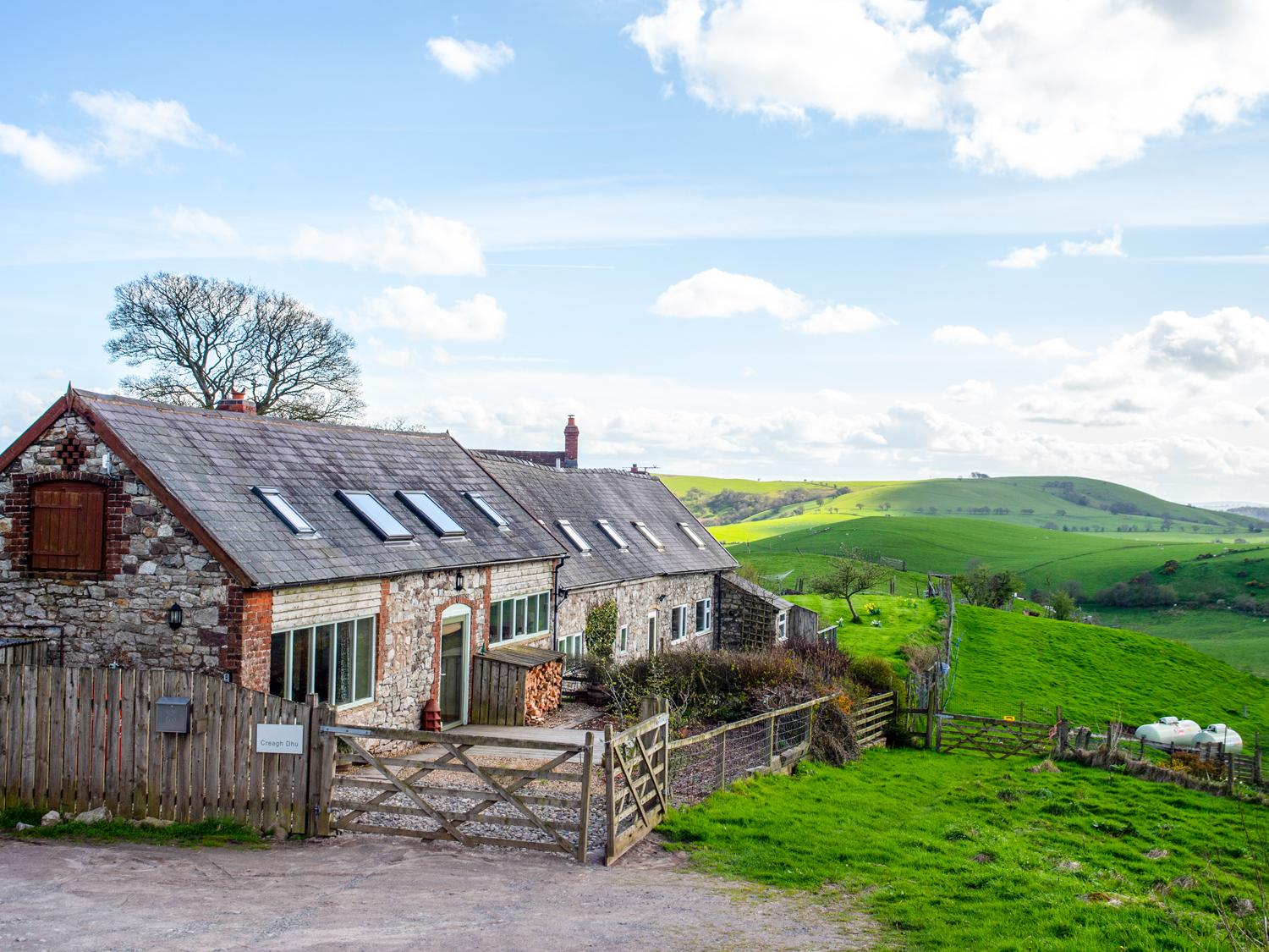 Holiday Cottage Reviews for Creagh Dhu - Cottage Holiday in Shrewsbury, Shropshire