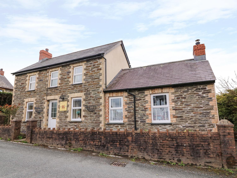 Cozy Cwtch Cottage