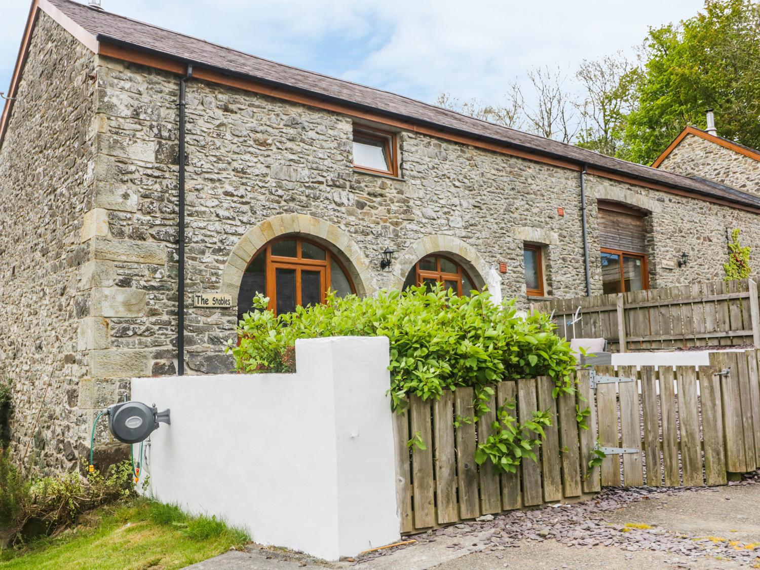 Holiday Cottage Reviews for The Stables - Self Catering Property in Llandysul, Ceredigion