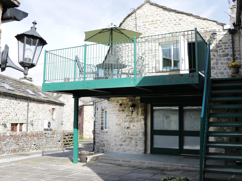 Ashley Croft Upper Barn
