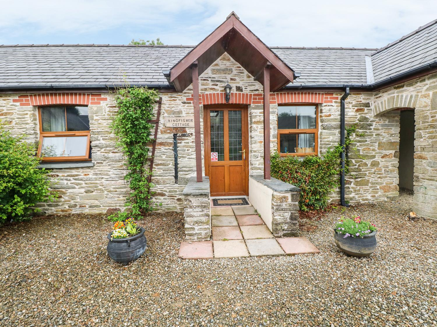 Holiday Cottage Reviews for Kingfisher Cottage - Self Catering Property in Llanboidy, Carmarthenshire