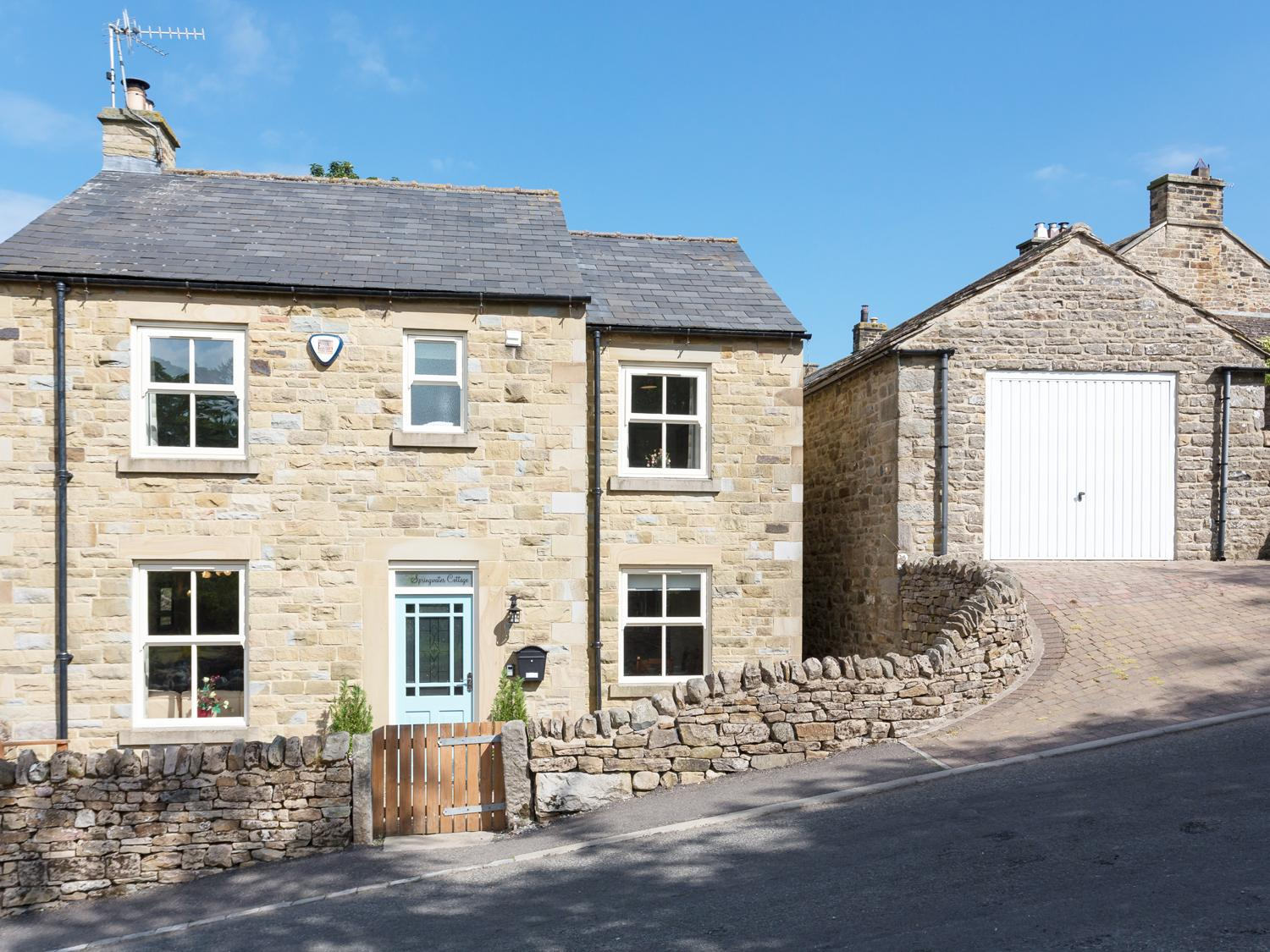 Holiday Cottage Reviews for 1 Springwater View - Holiday Cottage in Teesdale, Durham