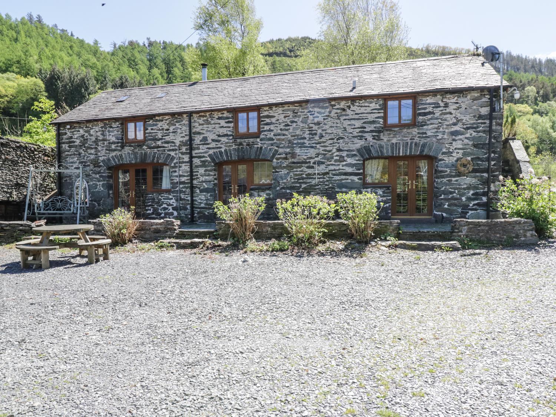 Hendre House Barn