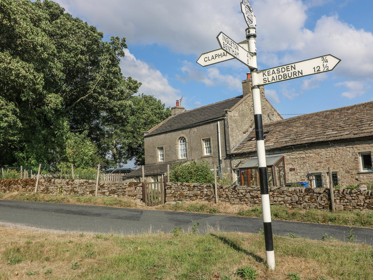 Holiday Cottage Reviews for Wenning Bank - Holiday Cottage in Clapham, North Yorkshire