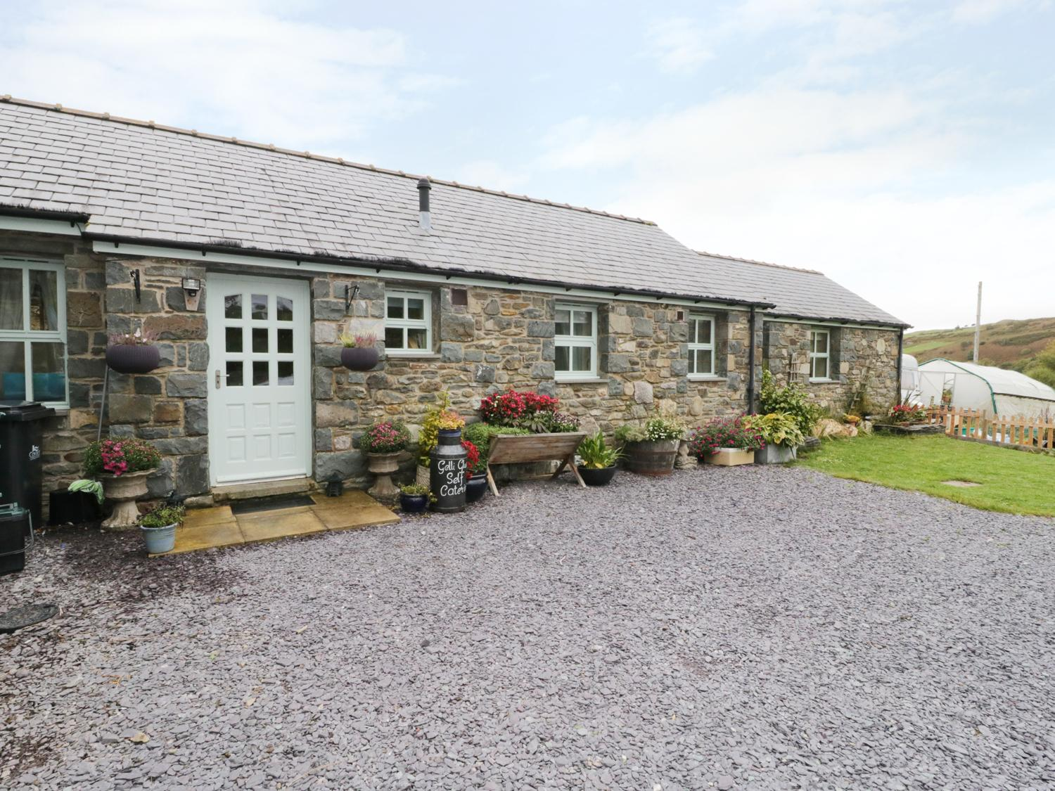 Holiday Cottage Reviews for Gelli Glud - Holiday Cottage in Eglwysbach, Conwy