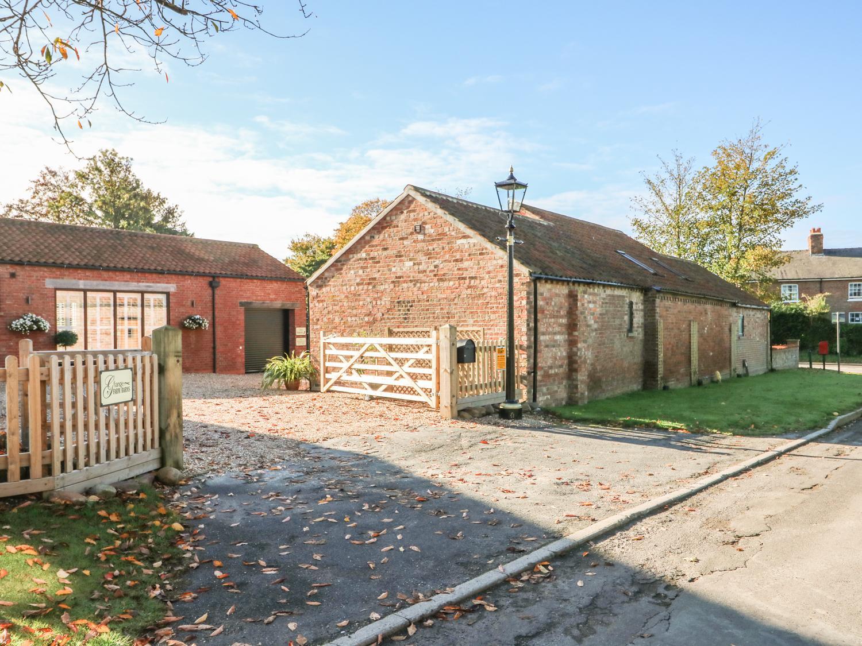 The Cottage at Grange Farm Barns, Horncastle, Lincolnshire ...