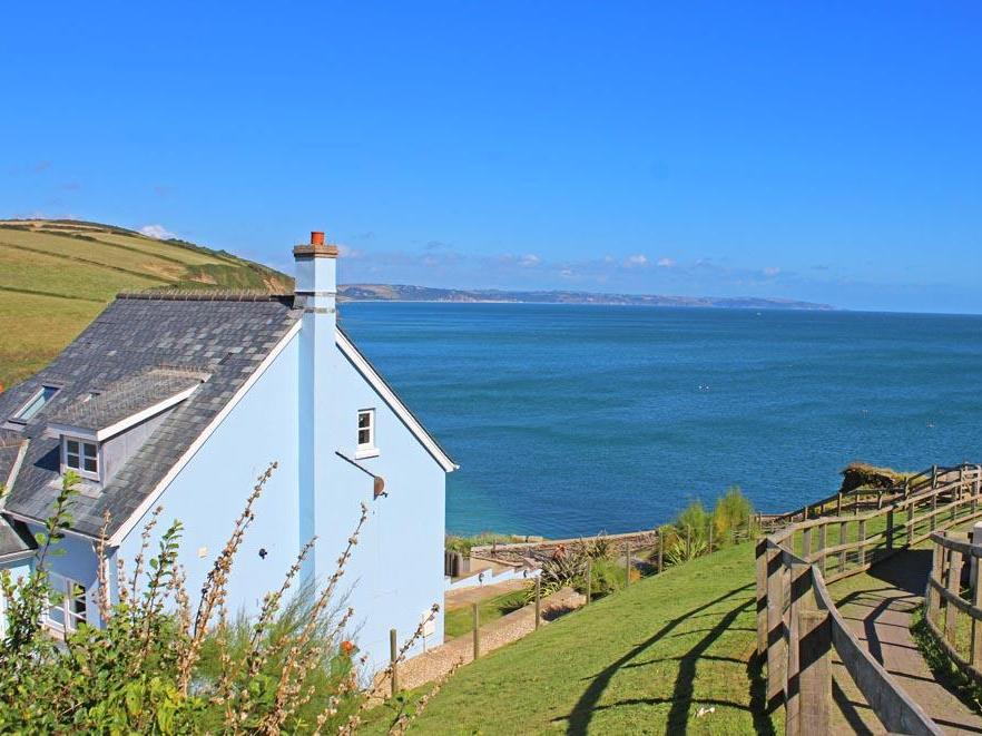 Holiday Cottage Reviews for Kittiwake - Holiday Cottage in Hallsands, Devon