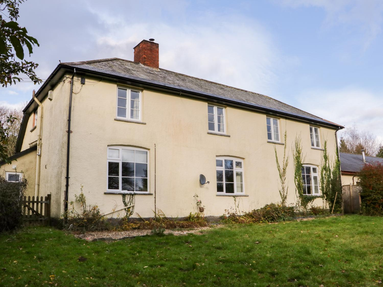 Holiday Cottage Reviews for The Old Farm House - Holiday Cottage in Dulverton, Somerset