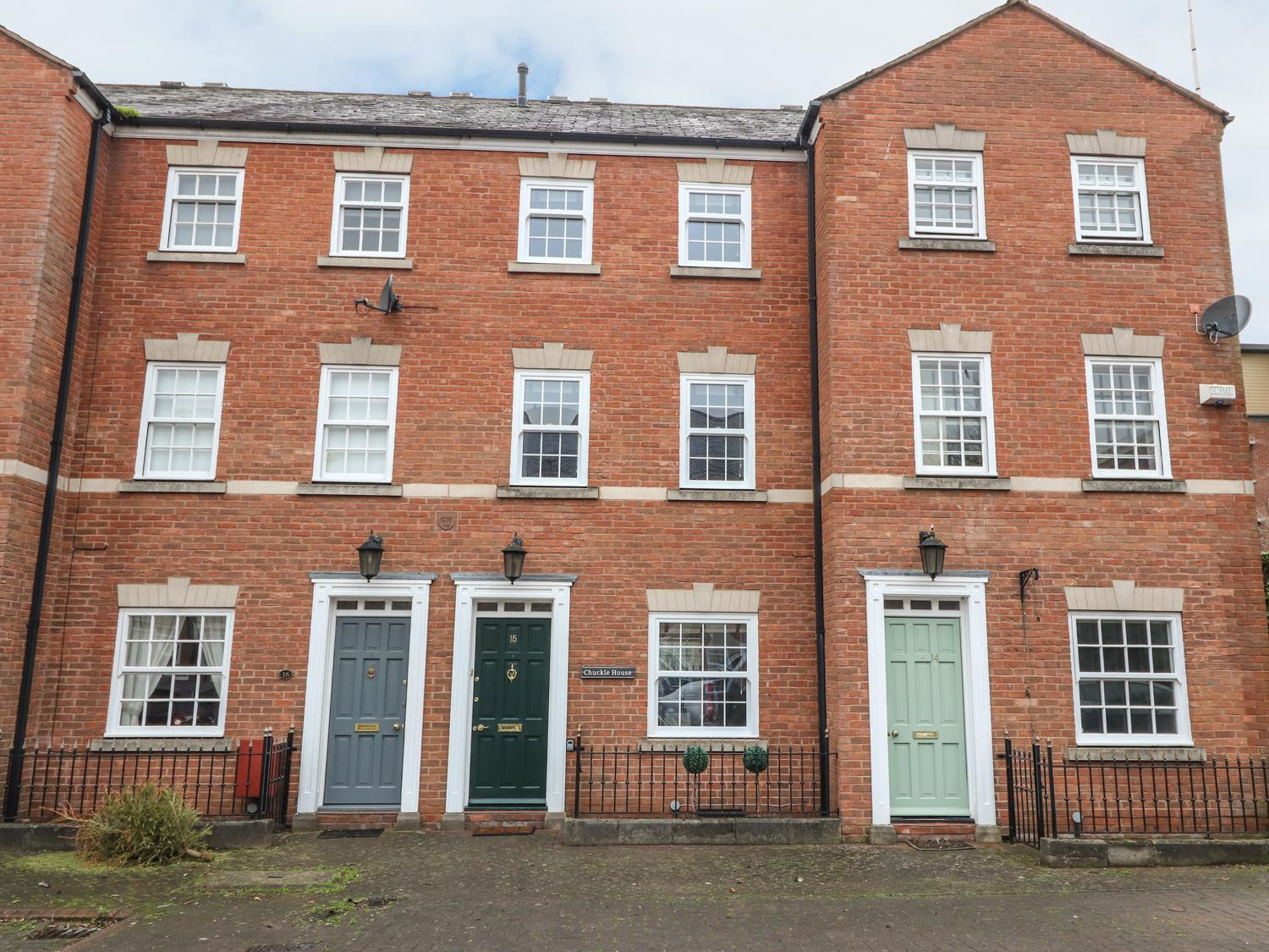 Holiday Cottage Reviews for Chuckle House - Holiday Cottage in Chester, Cheshire