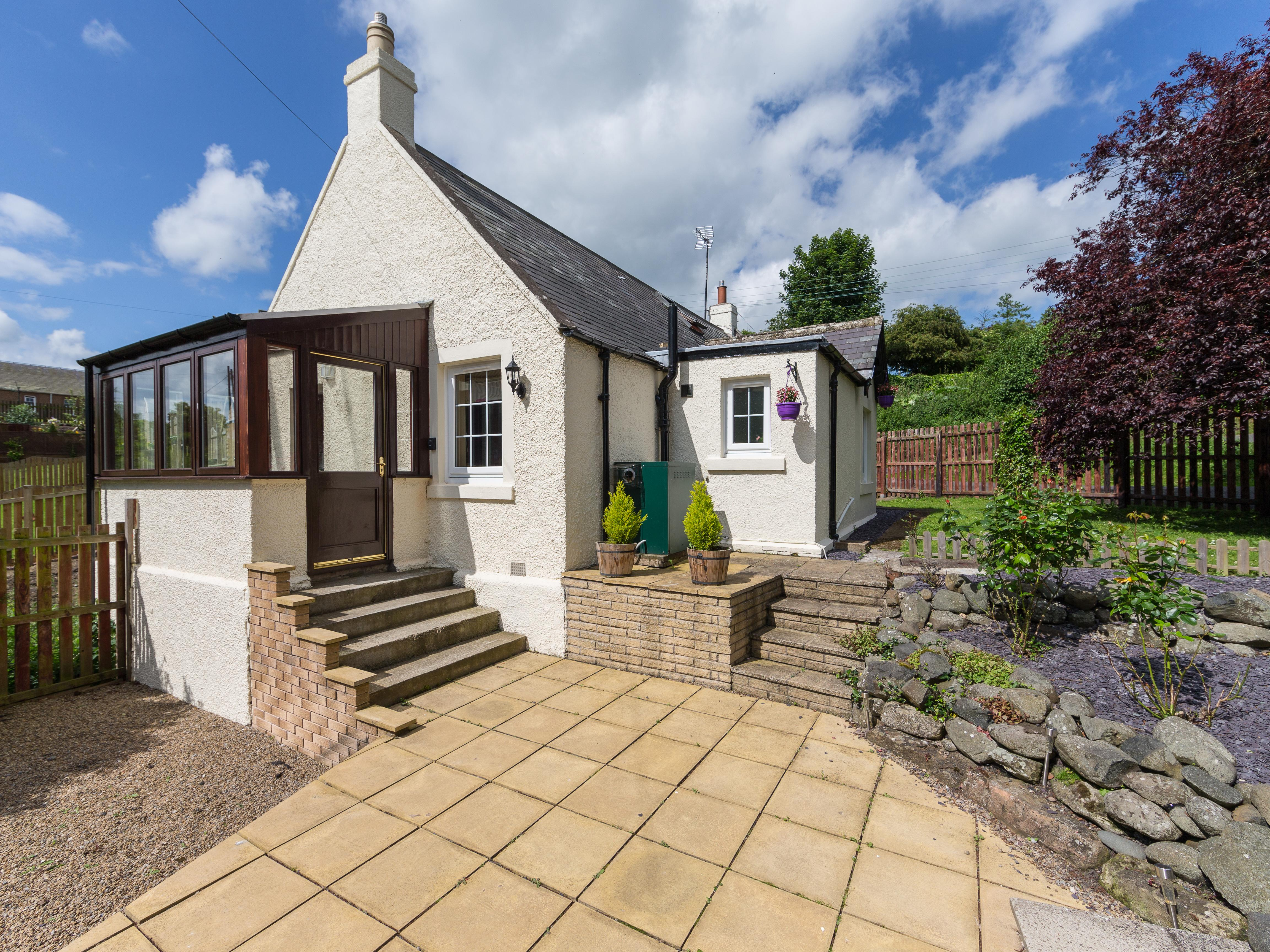 Holiday Cottage Reviews for Tweed Cottage - Cottage Holiday in Cornhill on tweed, Northumberland