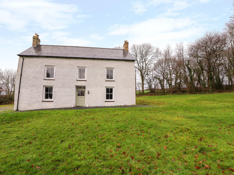 Llwyncadfor Farm