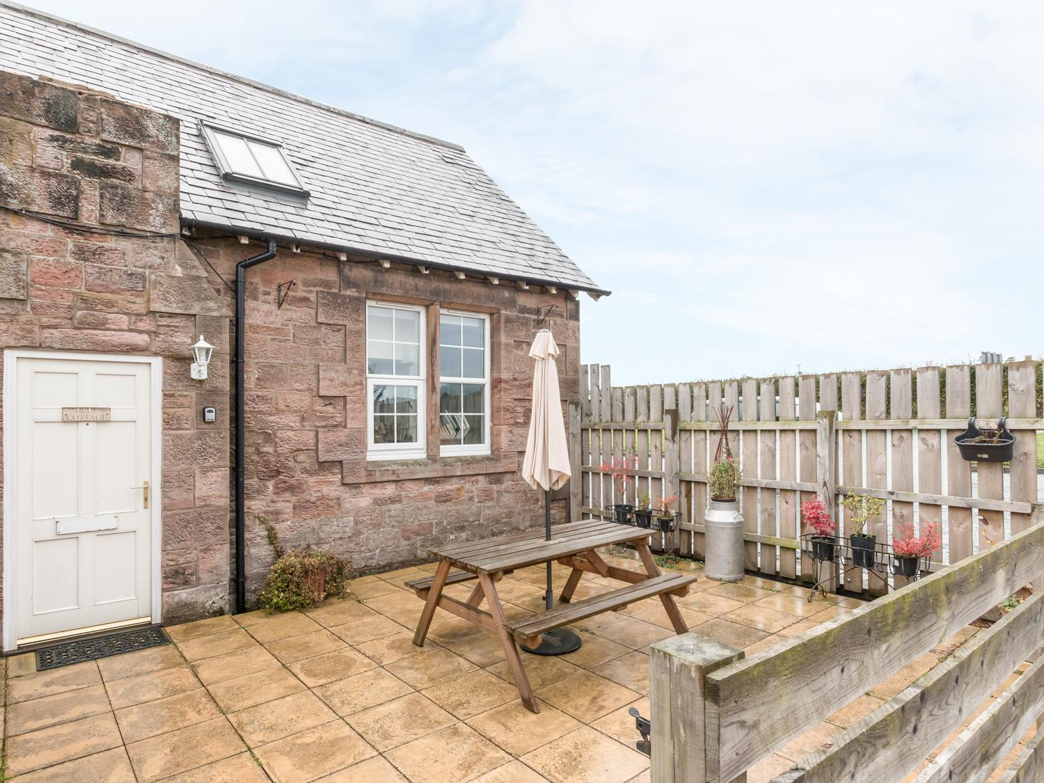 Holiday Cottage Reviews for Bede Apartment - Self Catering Property in Beal, Northumberland