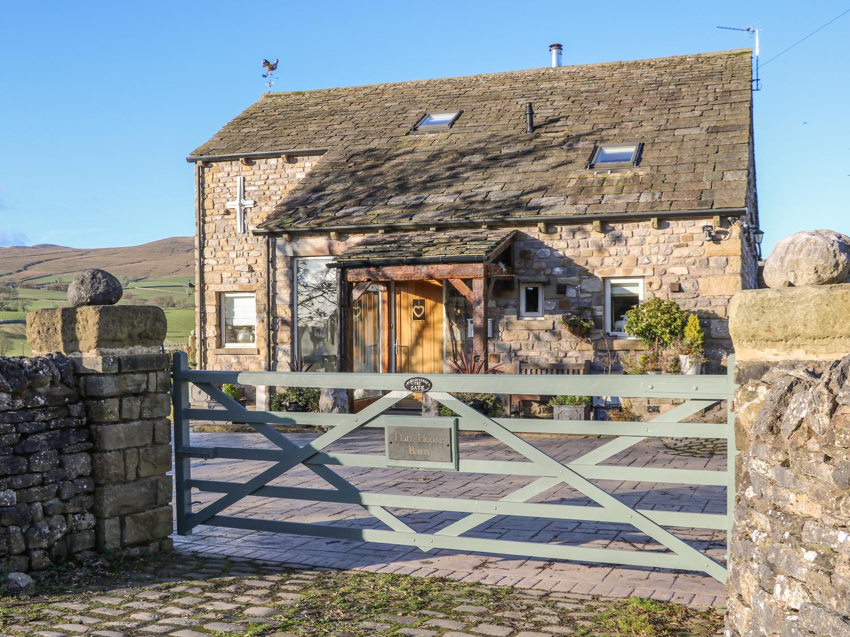 Flatt House Barn